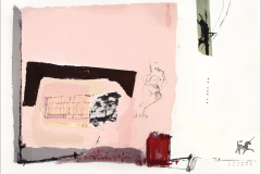Rewritten Space in Pink