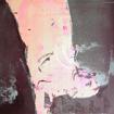 Izka as Sphinx (3), serigraphy, 70x100 cm, 2004