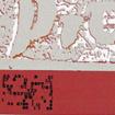 Alphabet (1), serigraphy, 35x50 cm, 2006
