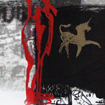 Unicorn (3), serigraphy, 35x50 cm, 2006